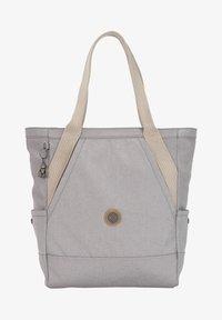 Kipling - ALMATO - Tote bag - rustic blue - 0