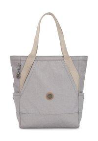 Kipling - ALMATO - Tote bag - rustic blue - 4