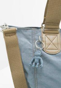 Kipling - Tote bag - stone blue - 5