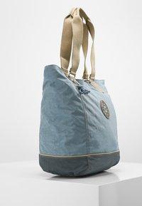 Kipling - Tote bag - stone blue - 3