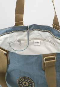Kipling - Tote bag - stone blue - 4