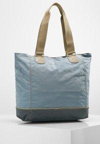 Kipling - Tote bag - stone blue - 2