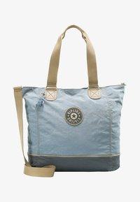 Kipling - Tote bag - stone blue - 6