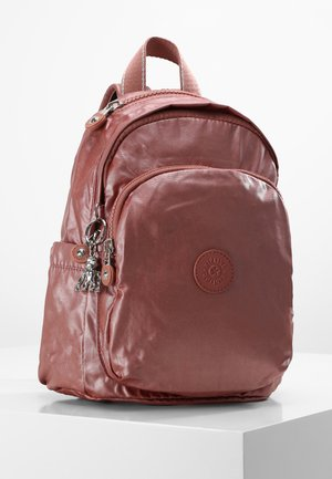 DELIA MINI - Reppu - metallic rust