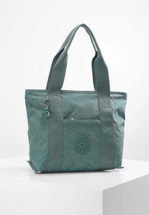 ERA S - Bolso shopping - light green