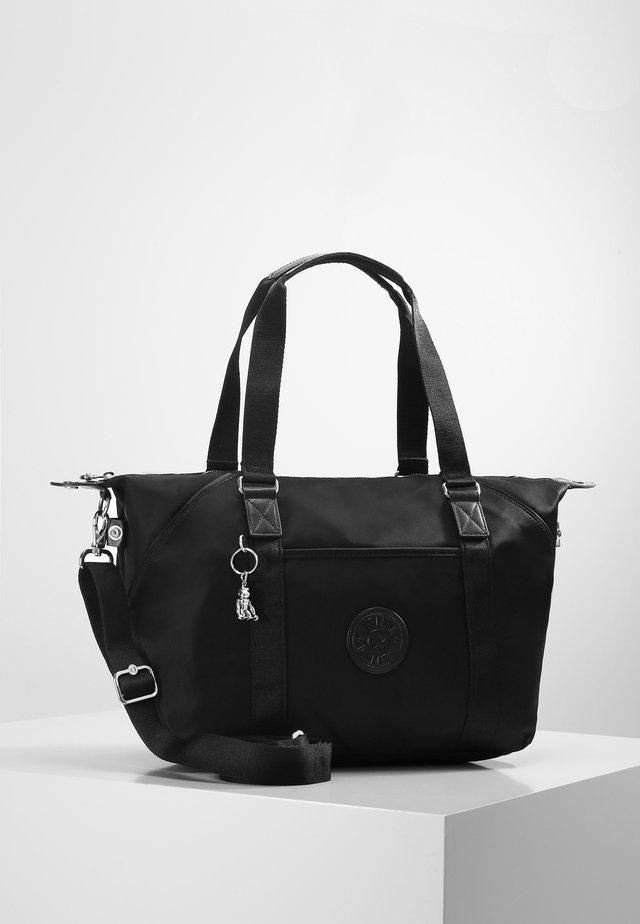 ART - Shopping bag -  black