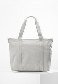 Kipling - ASSENI - Bolso shopping - grey beige - 2