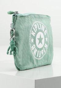 Kipling - DUO POUCH - Portemonnee - frozen mint - 4