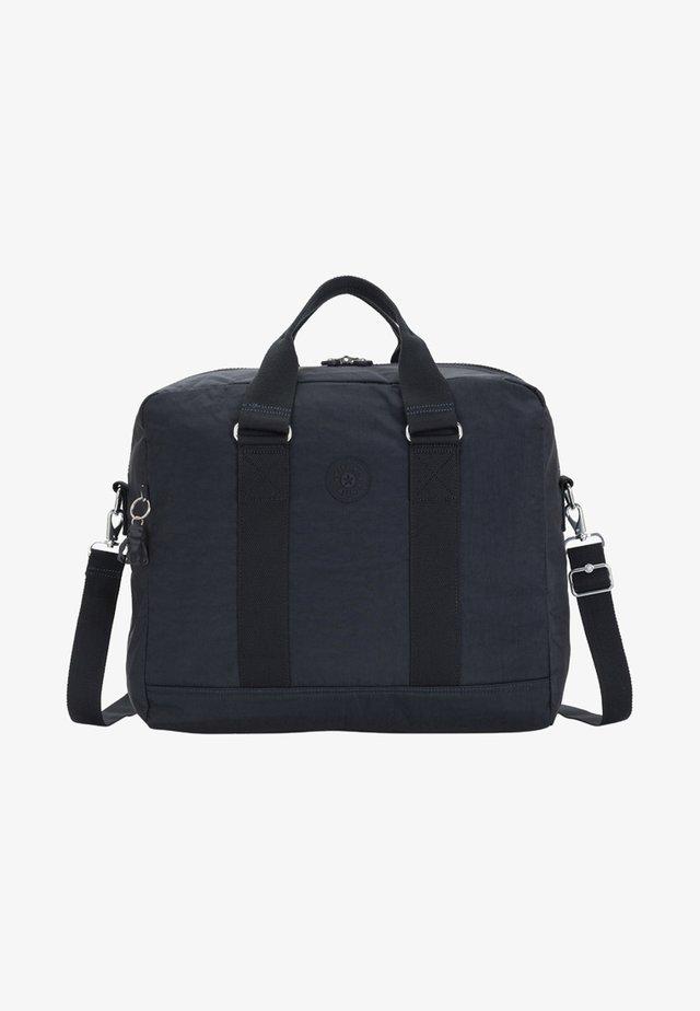 BASIC SOY WEEKENDER  - Briefcase - blue