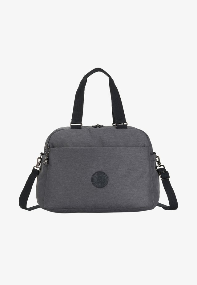 PEPPERY DENY - Weekender - charcoal