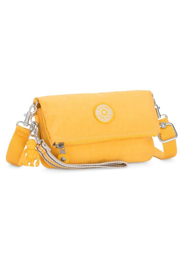 Kipling Basic Lynne - Sac Bandoulière Vivid Yellow