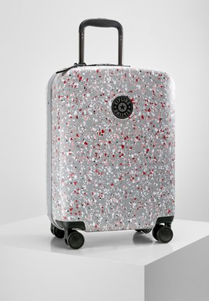 CURIOSITY  - Wheeled suitcase - speckled