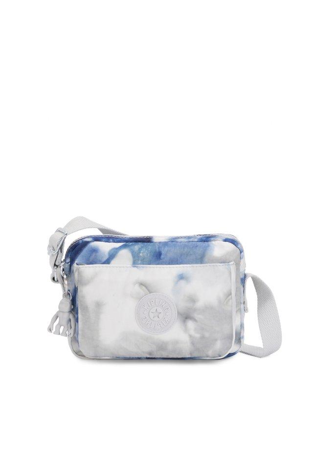 ABANU - Skuldertasker - tie dye blue