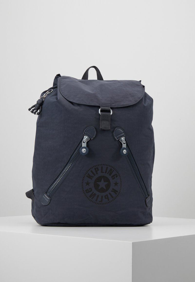 Kipling - FUNDAMENTAL - Rucksack - night grey