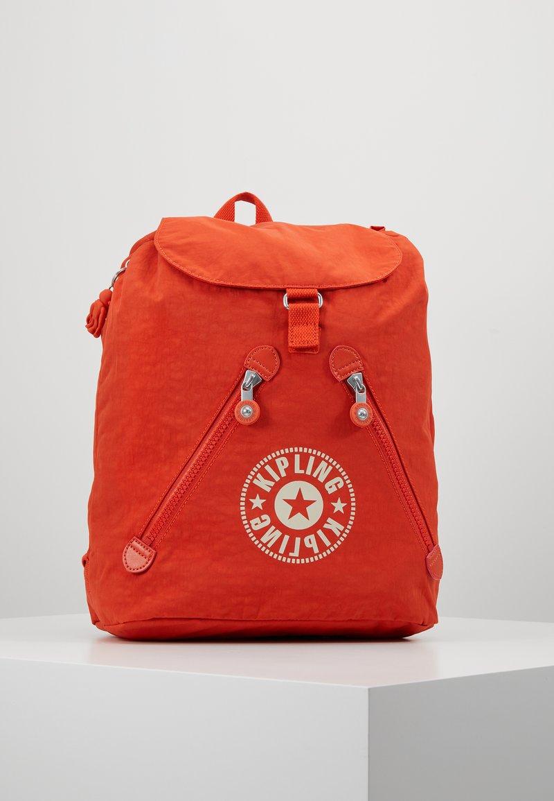 Kipling - FUNDAMENTAL - Rucksack - funky orange