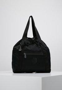 Kipling - ART BACKPACK S - Rugzak - rich black - 0