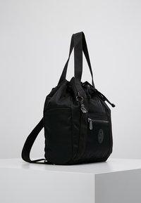 Kipling - ART BACKPACK S - Rugzak - rich black - 3