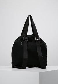 Kipling - ART BACKPACK S - Rugzak - rich black - 2