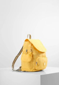 Kipling - CITY PACK S - Rygsække - vivid yellow - 3