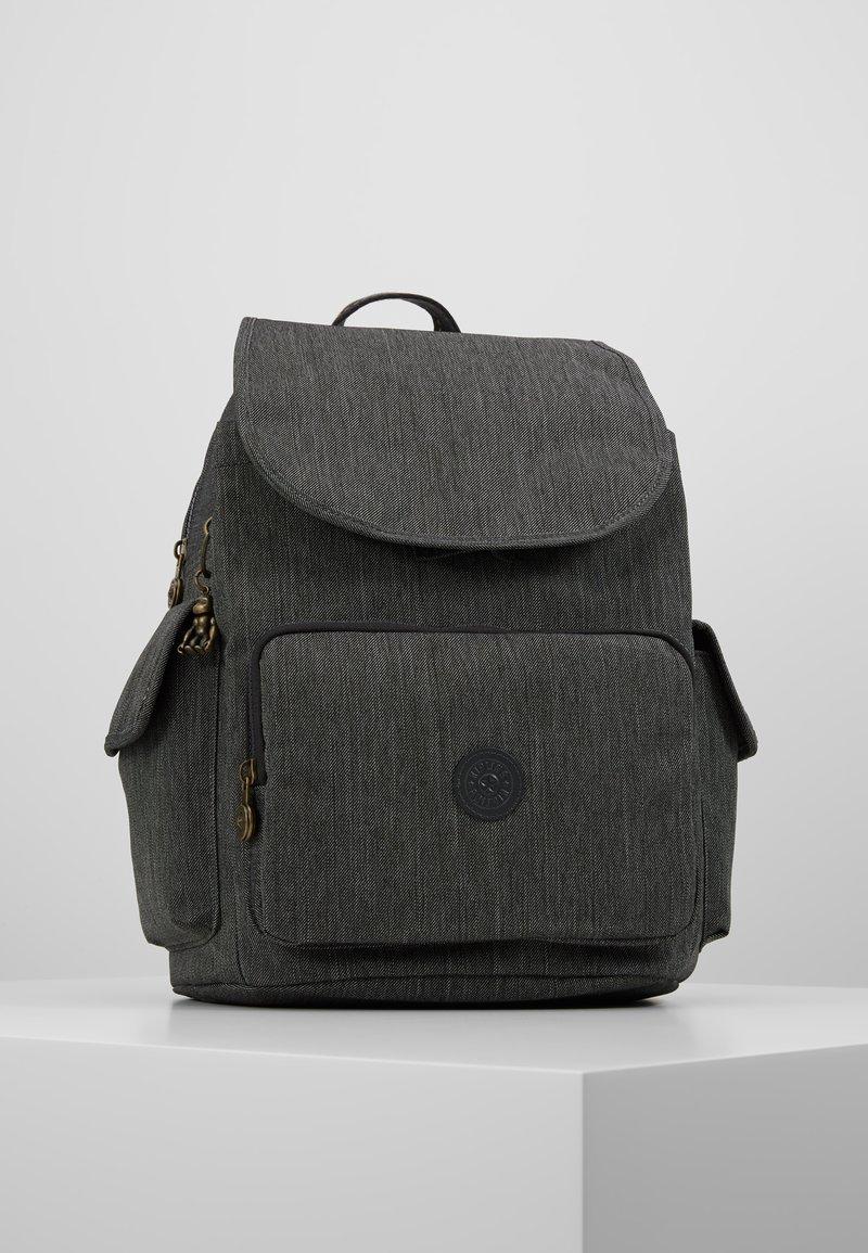 Kipling - CITY PACK - Reppu - black indigo