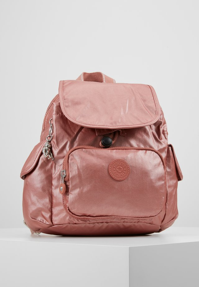 CITY PACK MINI - Rucksack - metallic rust