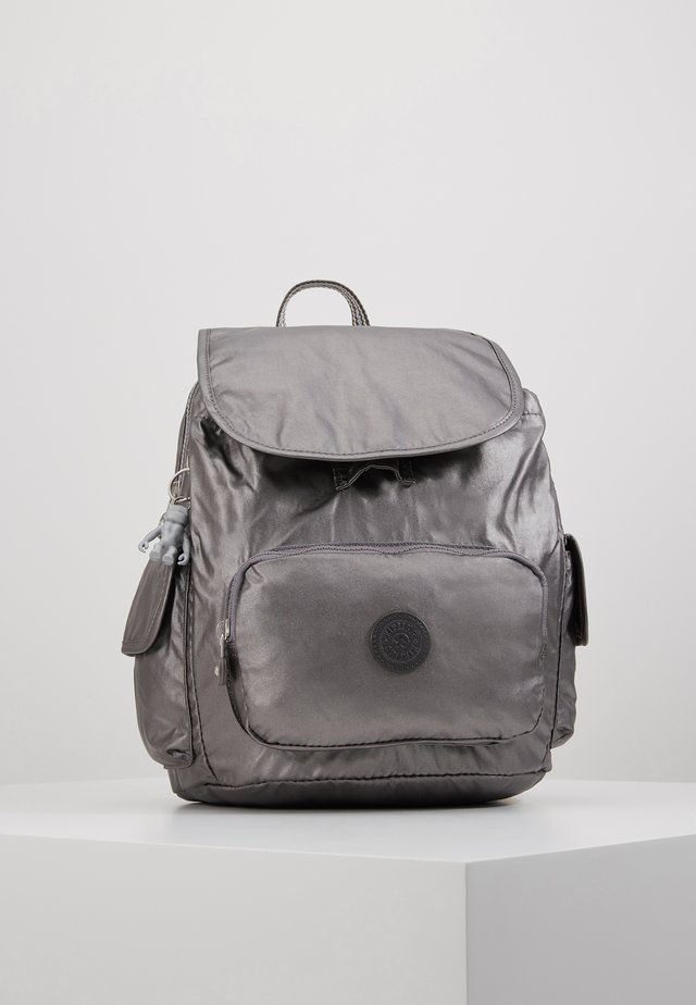 CITY PACK  - Rucksack - carbon metallic