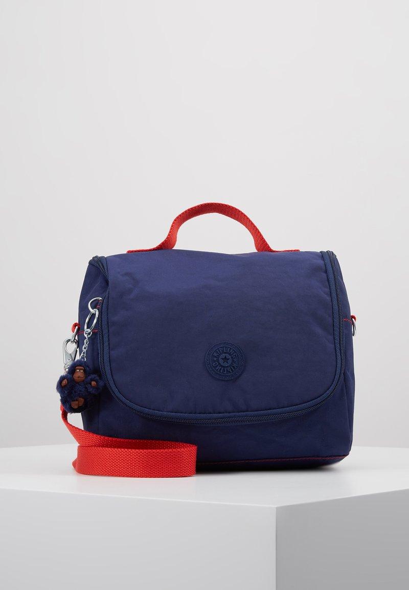 Kipling - NEW KICHIROU - Schoudertas - polish blue