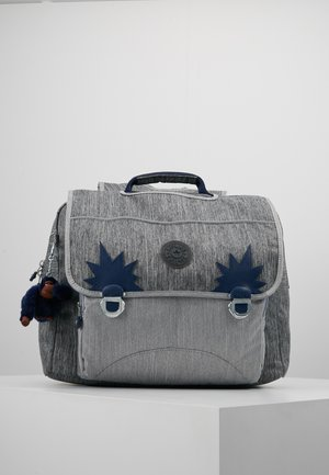 INIKO - Schooltas - ash denim blue