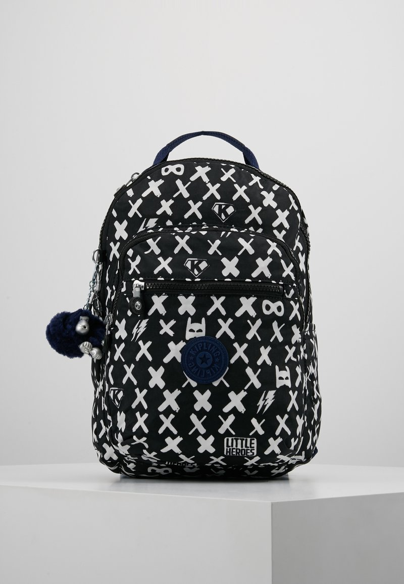 Kipling - SEOUL GO  - School bag - black
