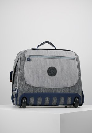 CLAS DALLIN - Schooltas - ash denim blue