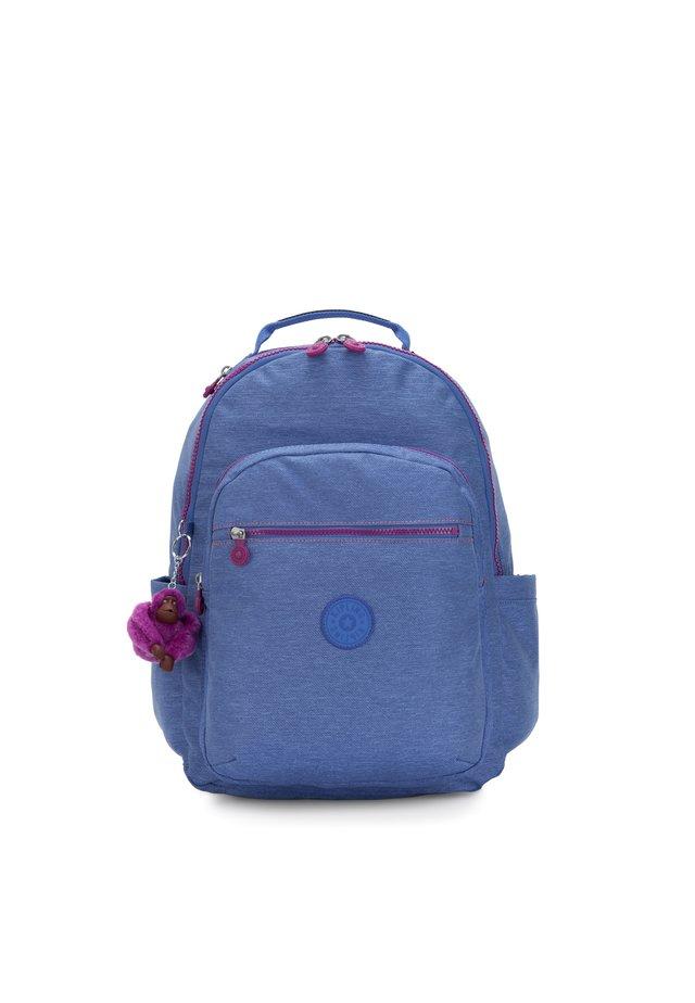 SEOUL - Skoletasker - dew blue