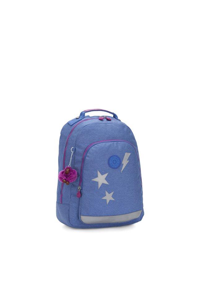 CLASS ROOM S PATCH - Skoletasker - dew blue