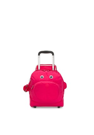 NUSI - Wheeled suitcase - true pink