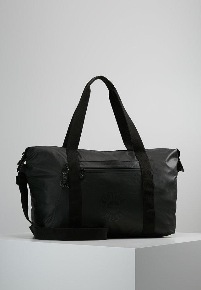 ART - Shopper - raw black