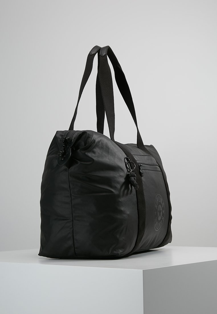 Kipling Art - Shopping Bag Raw Black 999a2lS