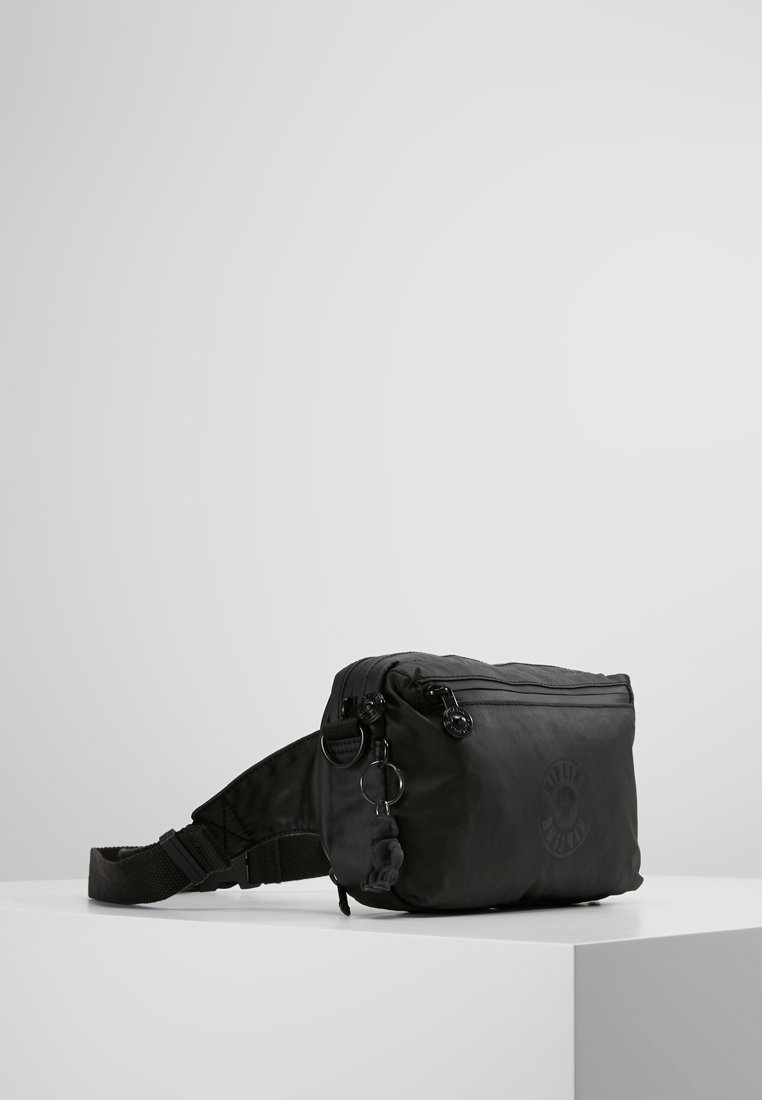 Kipling Halima - Sac Banane Raw Black