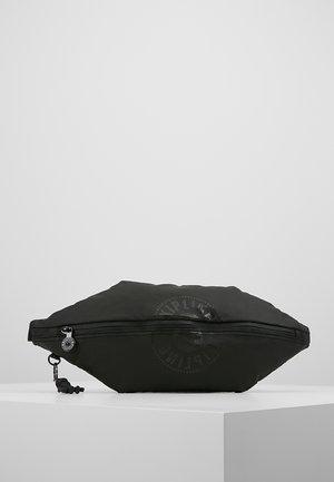 Bum bag - raw black