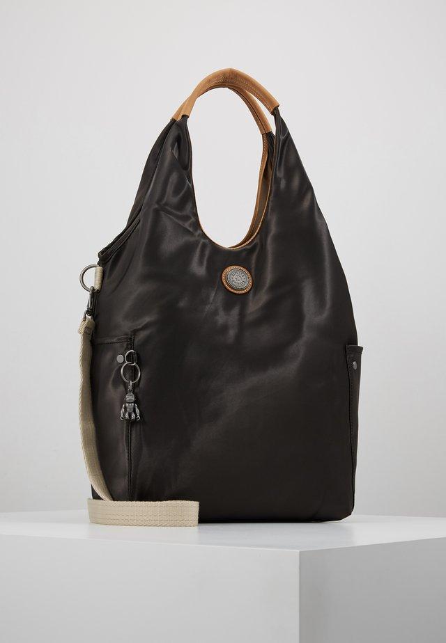 URBANA - Käsilaukku - delicate black