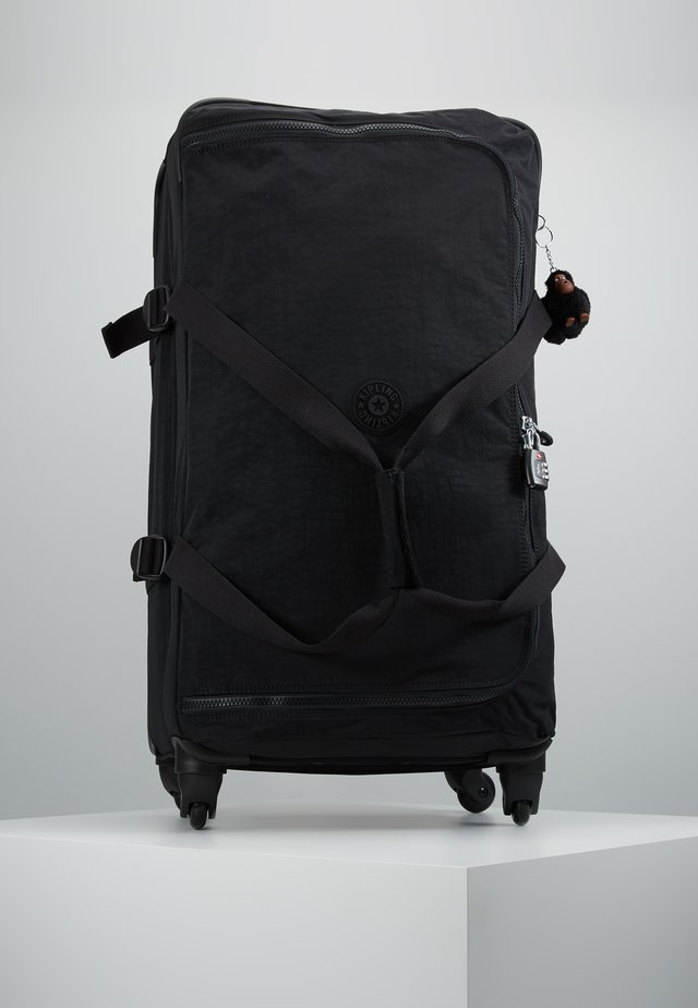 CYRAH - Wheeled suitcase - true black