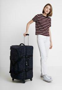 Kipling - CYRAH - Wheeled suitcase - dark blue - 9