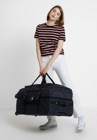 Kipling - CYRAH - Wheeled suitcase - dark blue - 7