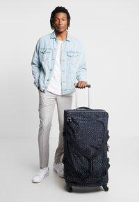 Kipling - CYRAH - Wheeled suitcase - dark blue - 1