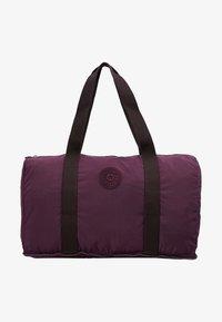 Kipling - HONEST PACK - Weekendbag - dark plum - 7