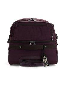Kipling - Wheeled suitcase - dark plum - 3