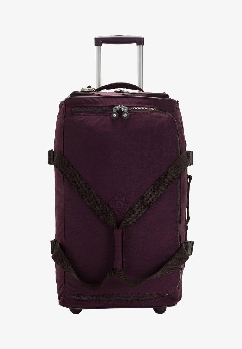 Kipling - Wheeled suitcase - dark plum