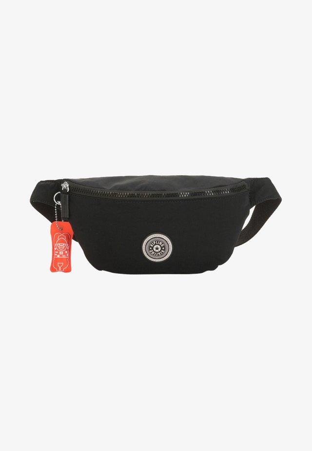 FRESH - Bæltetasker - brave black