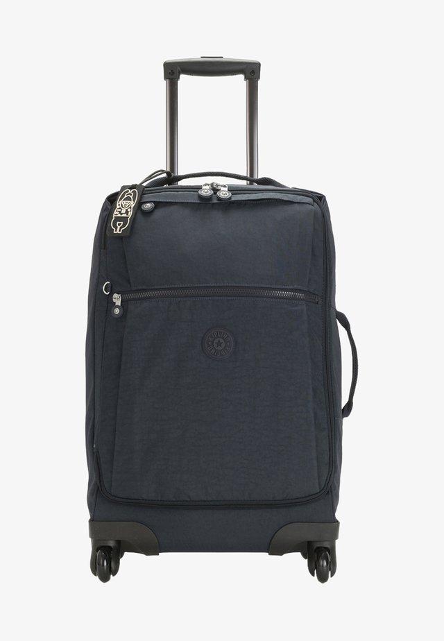 DARCEY - Wheeled suitcase - blue