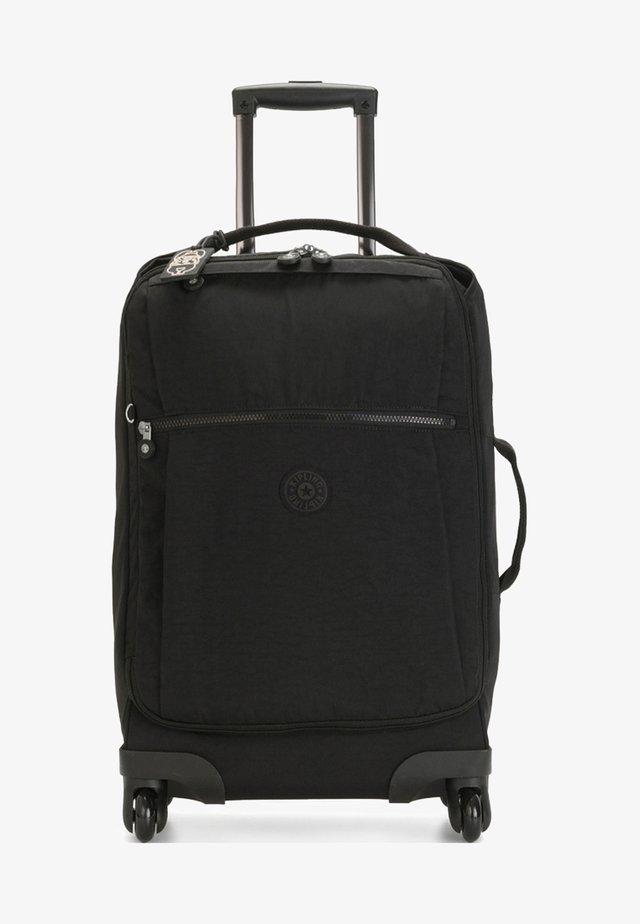 DARCEY - Wheeled suitcase - black