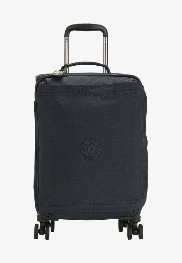 SPONTANEOUS S - Wheeled suitcase - blue