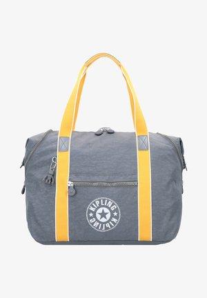 ART M - Weekend bag - dark carbon